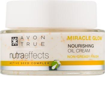 Avon True NutraEffects Uppljusande kräm med vårdande effekt
