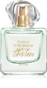 Avon Today Tomorrow Always This Love woda perfumowana dla kobiet