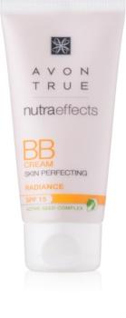 Avon True NutraEffects aufhellende BB Cream LSF 15