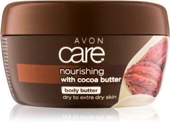 Avon Care creme corporal nutritivo com manteiga de cacau
