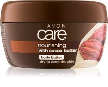 Avon Care crème pour le corps nourrissante au beurre de cacao