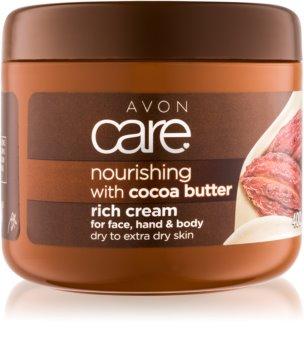 Avon Care krem uniwersalny z masłem kakaowym