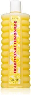 Avon Bubble Bath Traditional Lemonade espuma de banho refrescante