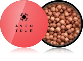 Avon True tónovací pleťové perly