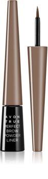 Avon True Colour кремообразна цветна пудра за вежди