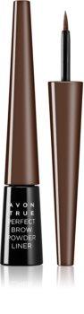 Avon True Colour krémový barevný pudr na obočí