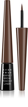 Avon True Colour kremowy puder do brwi