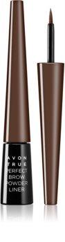 Avon True Colour pó colorido cremoso para sobrancelhas