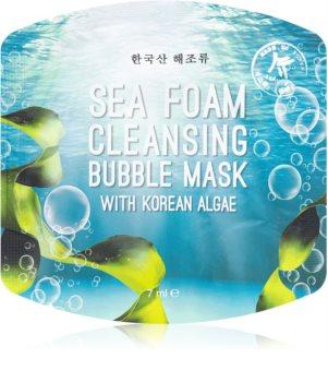 Avon Sea Foam oczyszczająca maseczka do twarzy