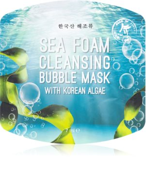 Avon Sea Foam reinigende Maske für das Gesicht