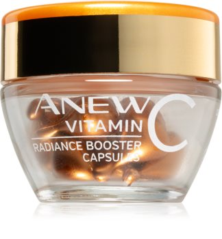 Avon Anew Radiance Booster Capsules ампулы для сияния кожи