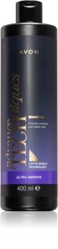 Avon Advance Techniques Ultra Smooth šampon proti krepatění