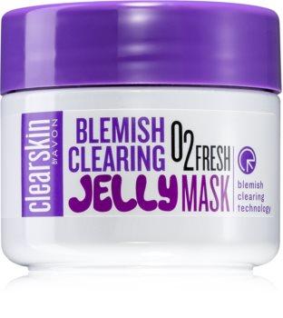 Avon Clearskin  Blemish Clearing čistiaca maska