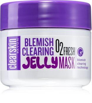 Avon Clearskin  Blemish Clearing maseczka oczyszczająca
