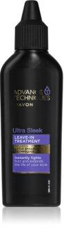 Avon Advance Techniques Ultra Smooth spülfreie Pflege für unnachgiebige und strapaziertes Haar