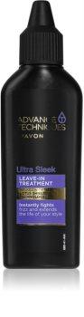 Avon Advance Techniques Ultra Smooth незмиваючий догляд для неслухняного та кучерявого волосся