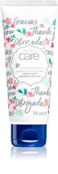 Avon Care výživný krém na ruky s glycerínom