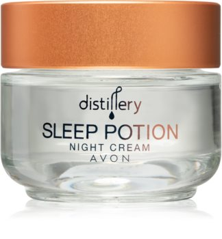 Avon Distillery crema de noche