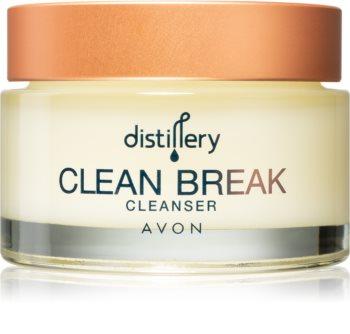 Avon Distillery бальзам для снятия макияжа с содержанием масла