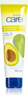 Avon Care hydratačná pleťová maska s avokádom