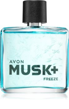 Avon Musk Freeze Eau de Toilette für Herren