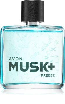 Avon Musk Freeze Eau de Toilette per uomo