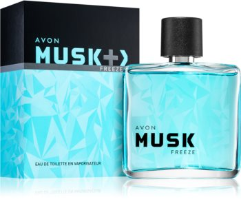 Avon Musk Freeze toaletní voda pro muže