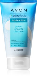 Avon Nutra Effects Deep Cleansing Mask for Shower