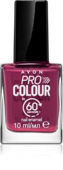 Avon Pro Colour vernis à ongles