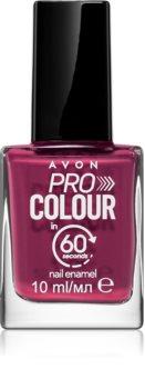 Avon Pro Colour лак за нокти
