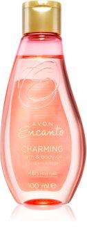 Avon Encanto Charming koupelový a tělový olej