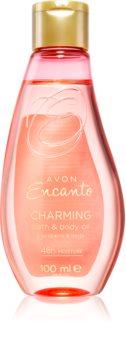 Avon Encanto Charming олійка для тіла та ванни