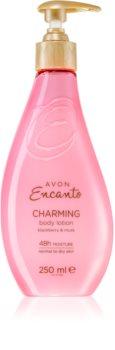 Avon Encanto Charming тоалетно мляко за тяло