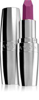 Avon Matte Legend Mattahuulipuna Kosteuttavan Vaikutuksen Kanssa