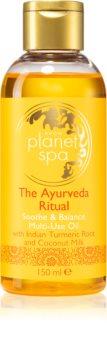 Avon Planet Spa The Ayurveda Ritual óleo calmante para corpo e cabelo