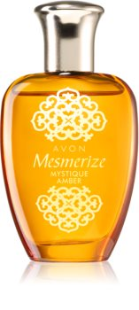 Avon Mesmerize Mystique Amber for Her Eau de Toilette for Women