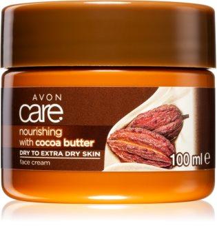 Avon Care crema nutritiva cu unt de cacao