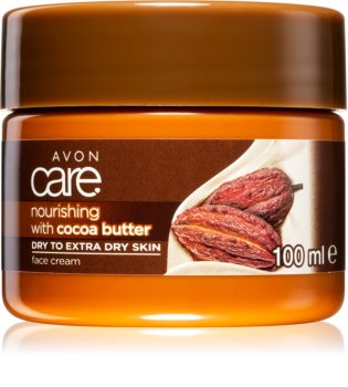 Avon Care výživný krém s kakaovým maslom