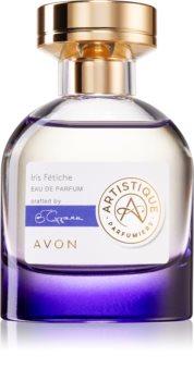 Avon Artistique Iris Fétiche Eau de Parfum für Damen