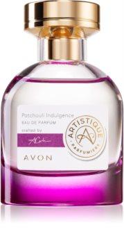Avon Artistique Patchouli Indulgence Eau de Parfum da donna