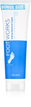 Avon Foot Works Intense intenzivna vlažilna krema za noge