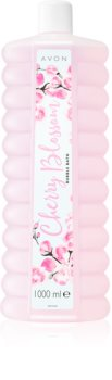 Avon Bubble Bath Cherry Blossom bain moussant relaxant