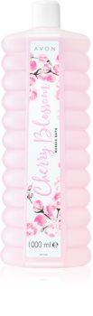 Avon Bubble Bath Cherry Blossom χαλαρωτικός αφρός μπάνιου
