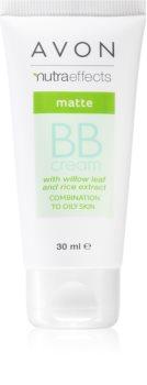 Avon Nutra Effects Matte mattierende BB Cream 5 in 1