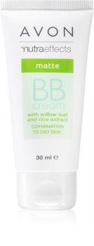 Avon Nutra Effects Matte BB crème matifiante 5 en 1