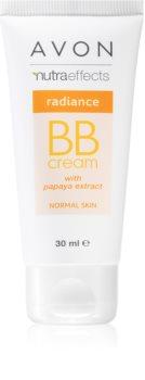 Avon Nutra Effects Radiance aufhellende BB Cream 5 in 1