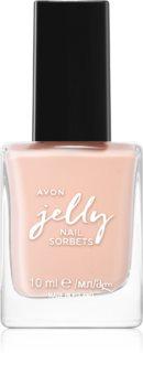 Avon Jelly lac de unghii cu rezistenta indelungata