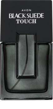 Avon Black Suede Touch eau de toilette per uomo