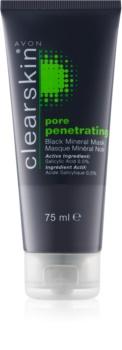 Avon Clearskin  Pore Penetrating máscara facial com minerais