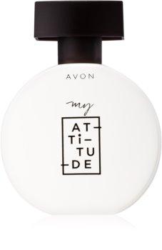 Avon My Attitude Eau de Toilette da donna